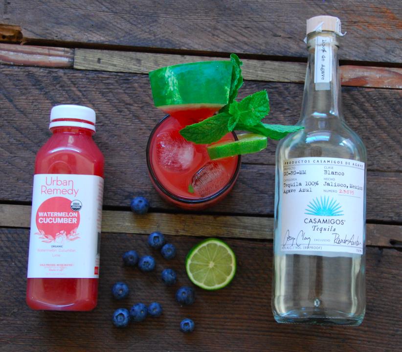 Refreshing Watermelon Margarita Recipe